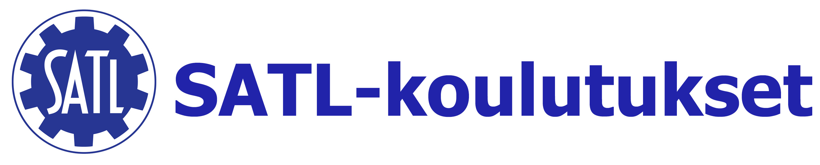Satl koulutukset logo